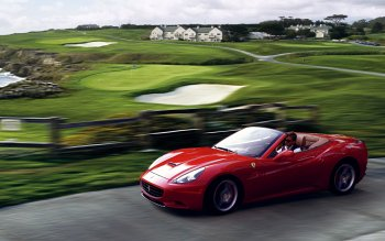 Vehicles - Ferrari California Wallpapers and Backgrounds ID : 526045