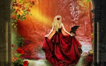 Fantasy - Women Wallpapers and Backgrounds ID : 526089
