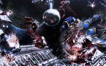 Jeux Vidéo - Warhammer 40,000 Fonds d'écran et Arrière-plans ID : 526281