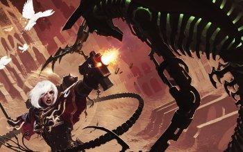 Jeux Vidéo - Warhammer 40,000 Fonds d'écran et Arrière-plans ID : 526300