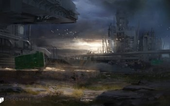 Sci Fi - Post Apocalyptic Wallpapers and Backgrounds ID : 526727