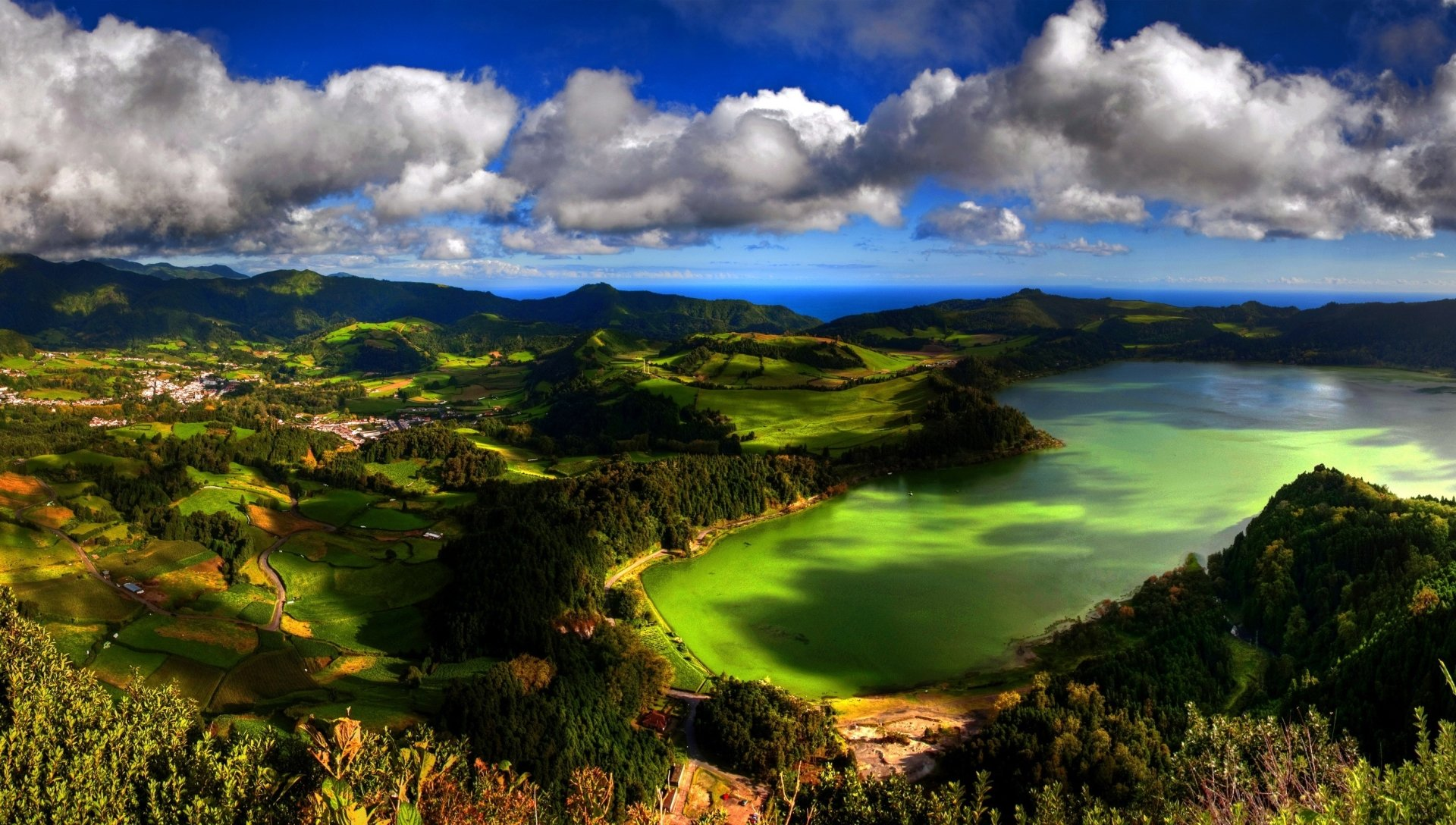 Azores portugal full hd fond d 39 cran and arri re plan for Fond ecran portugal