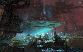 Sci Fi - City Wallpapers and Backgrounds ID : 527911