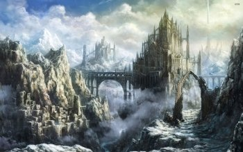 Fantasy - City Wallpapers and Backgrounds ID : 527930