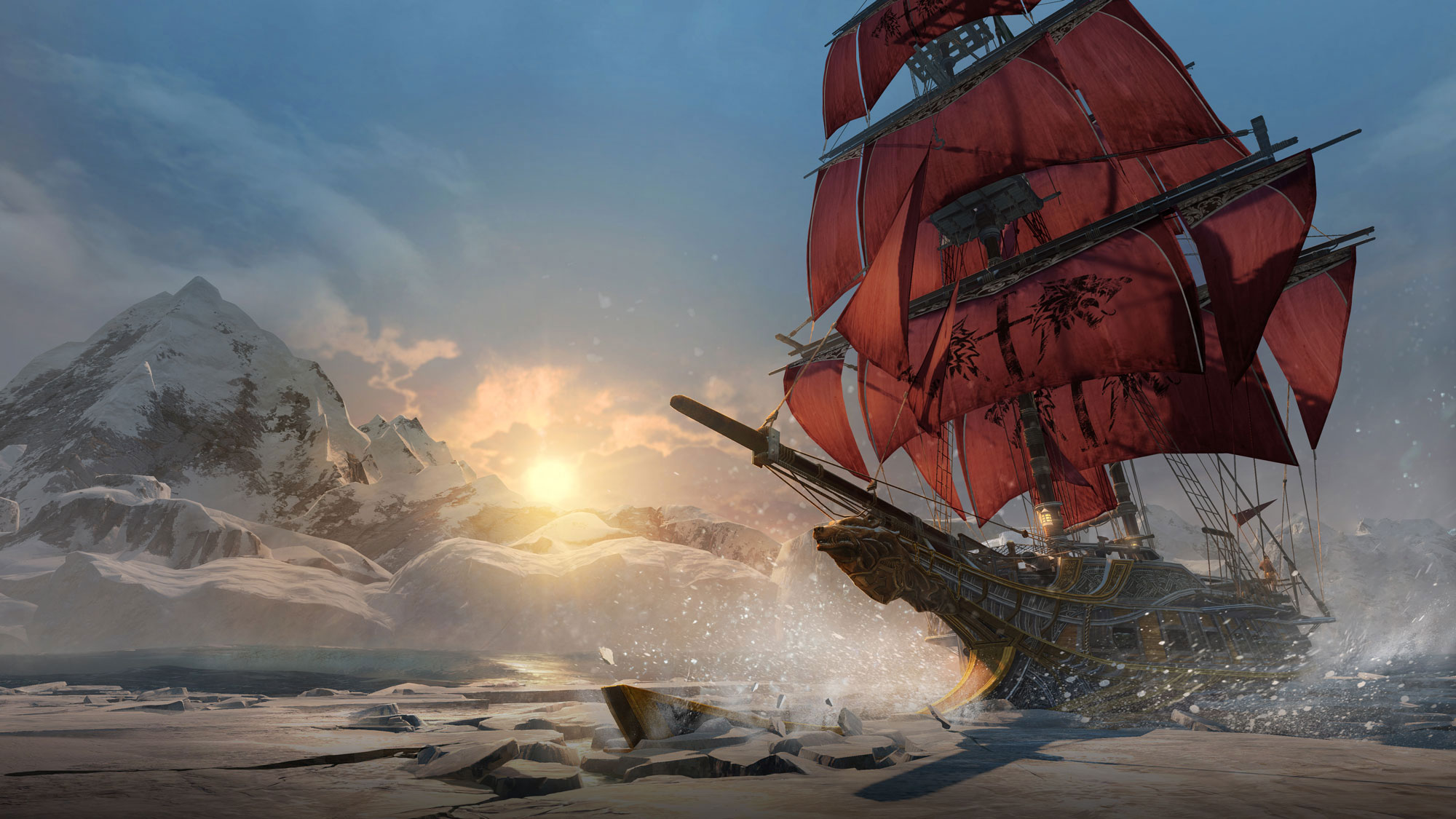Assassin S Creed Rogue Hd Wallpaper Background Image 2000x1125