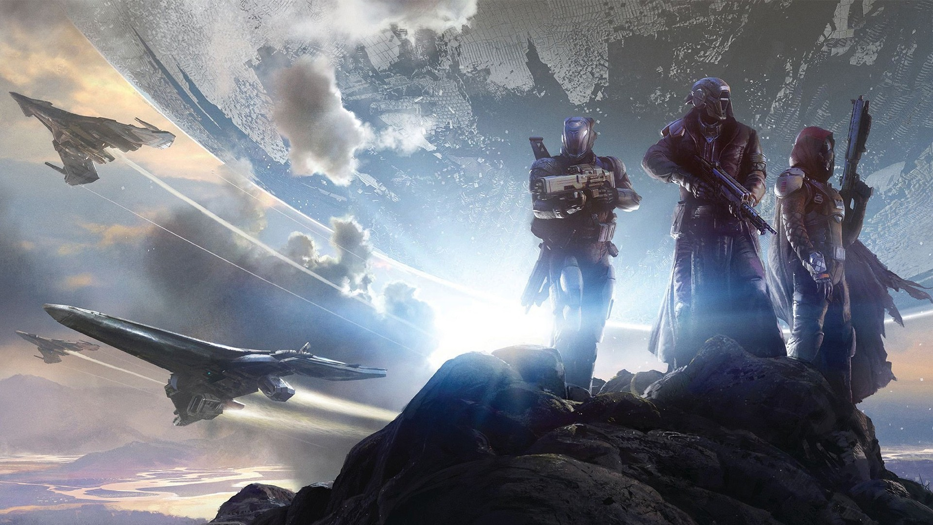 Destiny Full HD Wallpaper and Background Image | 1920x1080 ...