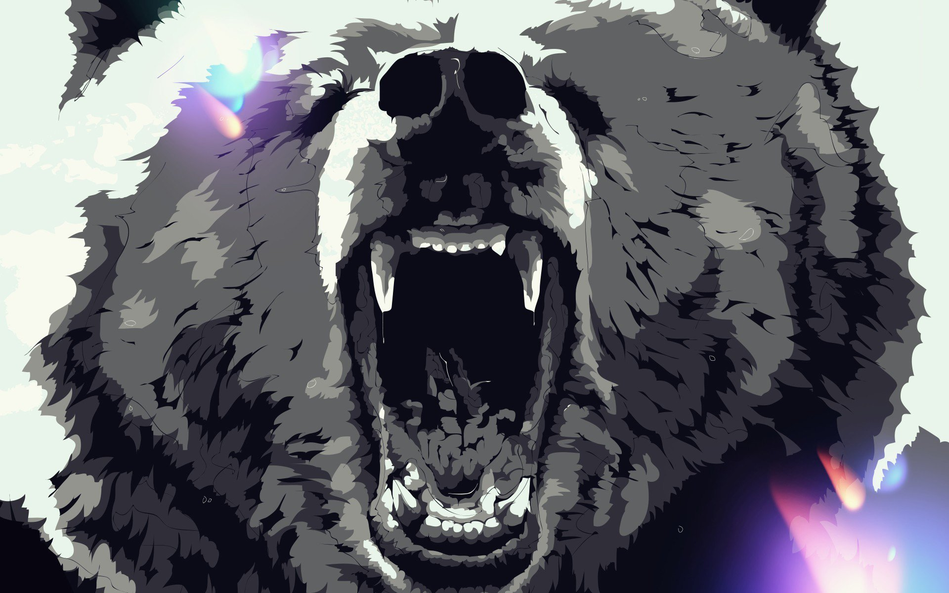6 Bear HD Wallpapers | Backgrounds - Wallpaper Abyss