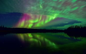 Earth - Aurora Borealis Wallpapers and Backgrounds ID : 528375