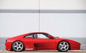 3 Ferrari 348 Gt Competizione Fondos De Pantalla Hd Fondos