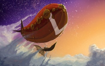 Sci Fi - Steampunk Wallpapers and Backgrounds ID : 529249
