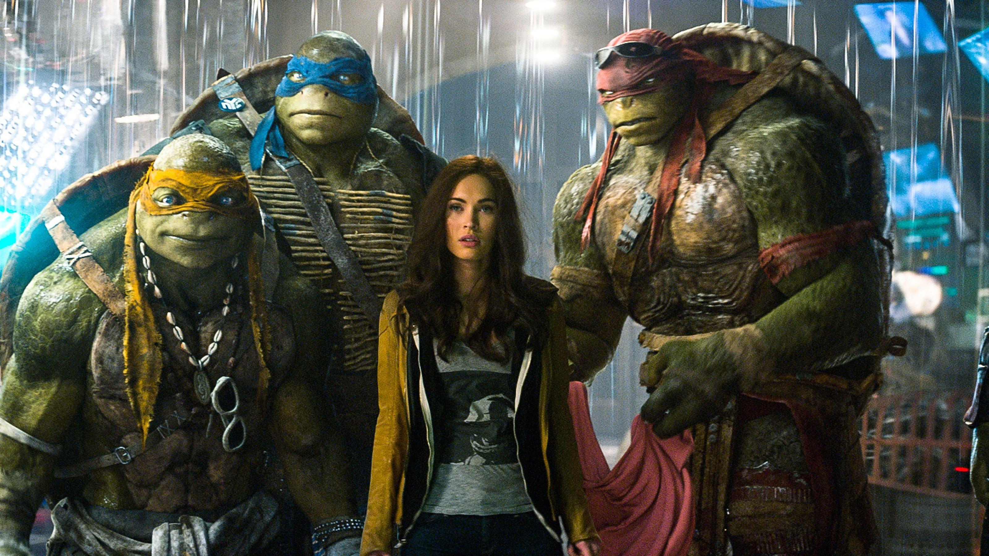 Teenage Mutant Ninja Turtles 2014 Hd Wallpaper Background