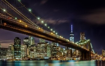Man Made - Brooklyn Bridge Wallpapers and Backgrounds ID : 530615