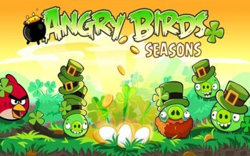 5 angry birds seasons hd wallpapers background images wallpaper hd wallpaper background image id530918 1920x1080 video game angry birds seasons voltagebd Choice Image