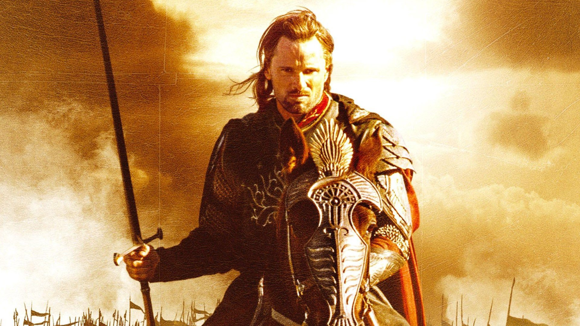 1 The Lord Of The Rings The Return Of The King Hd Wallpapers