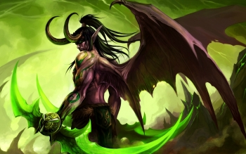 Video Game - World Of Warcraft Wallpapers and Backgrounds ID : 531540