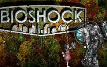 Video Game - Bioshock Wallpapers and Backgrounds ID : 531914