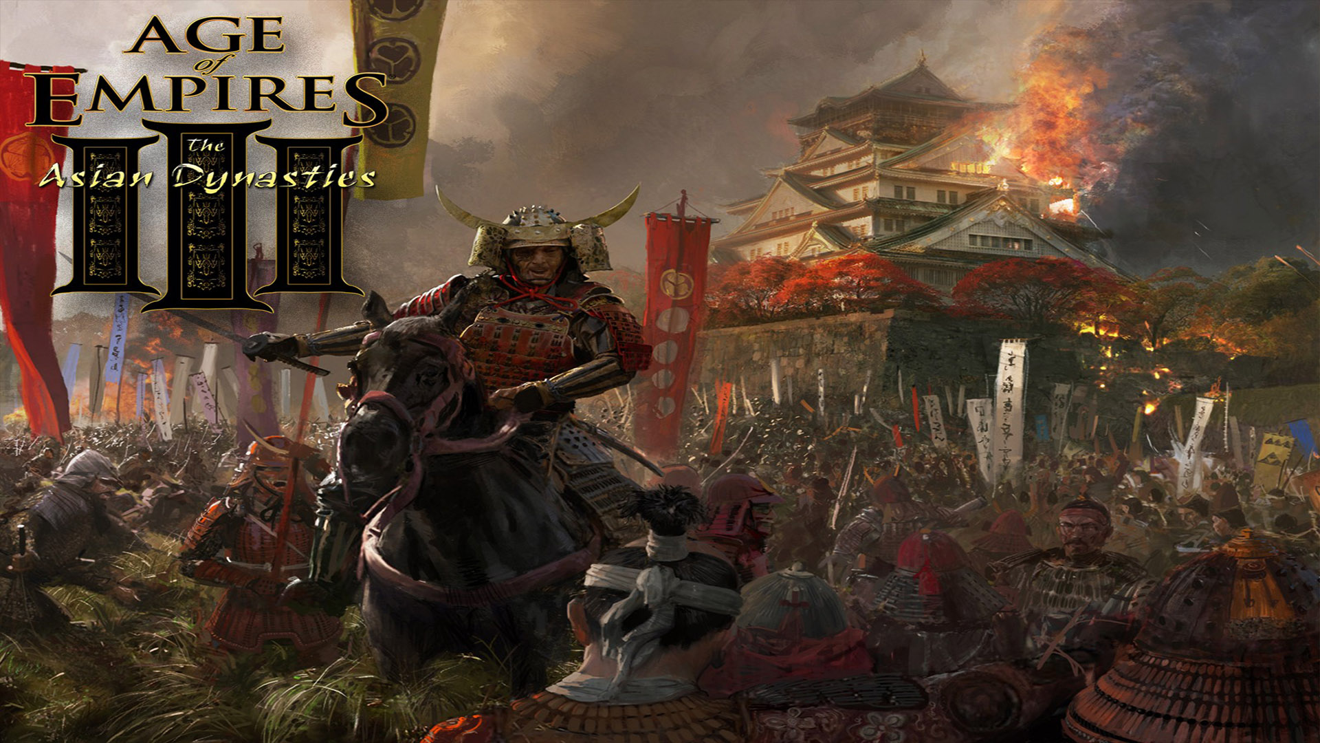 Amazoncom: Age Of Empires III: The Asian Dynasties