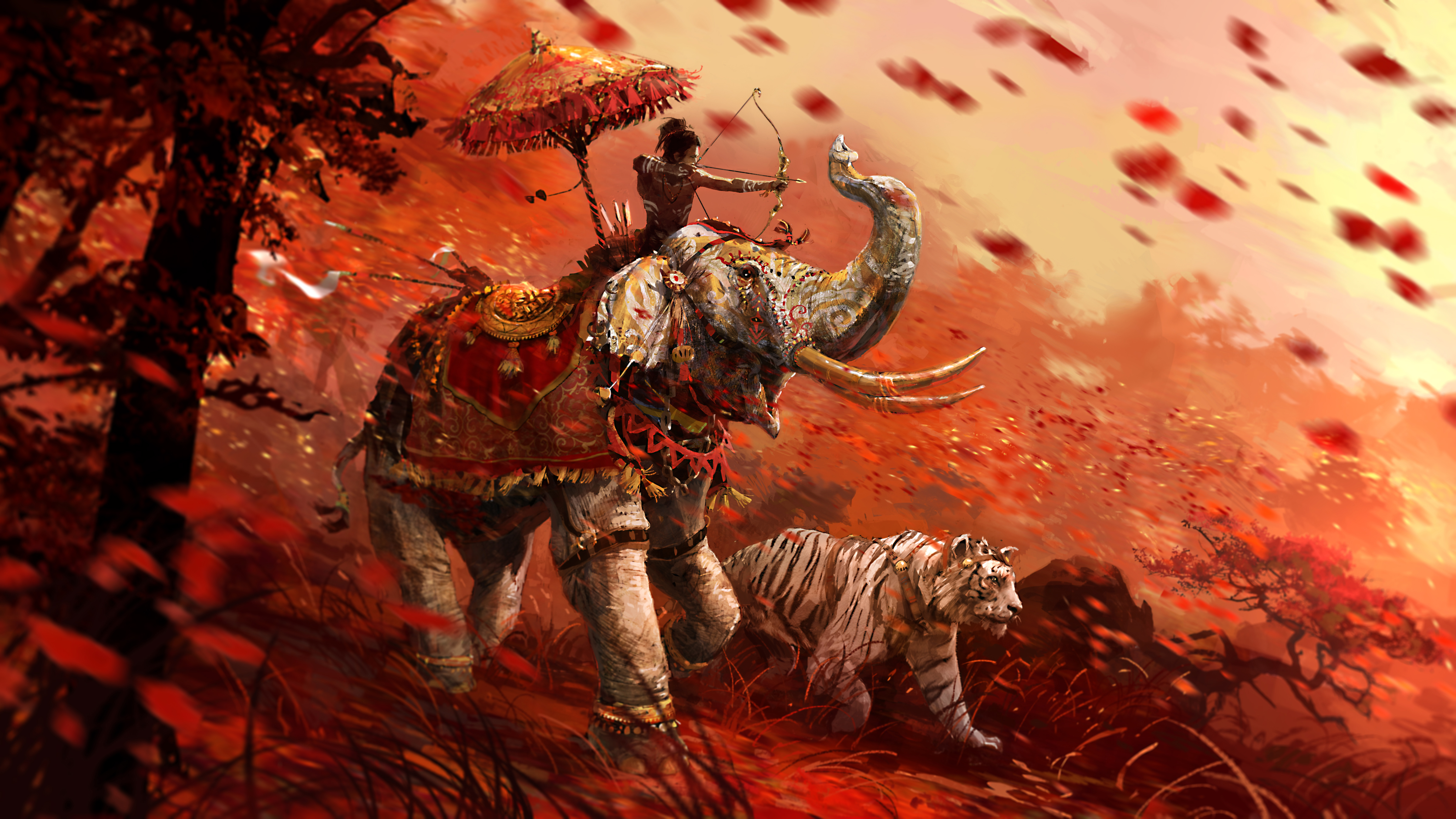 Far Cry 4 4k Ultra HD Wallpaper And Background Image