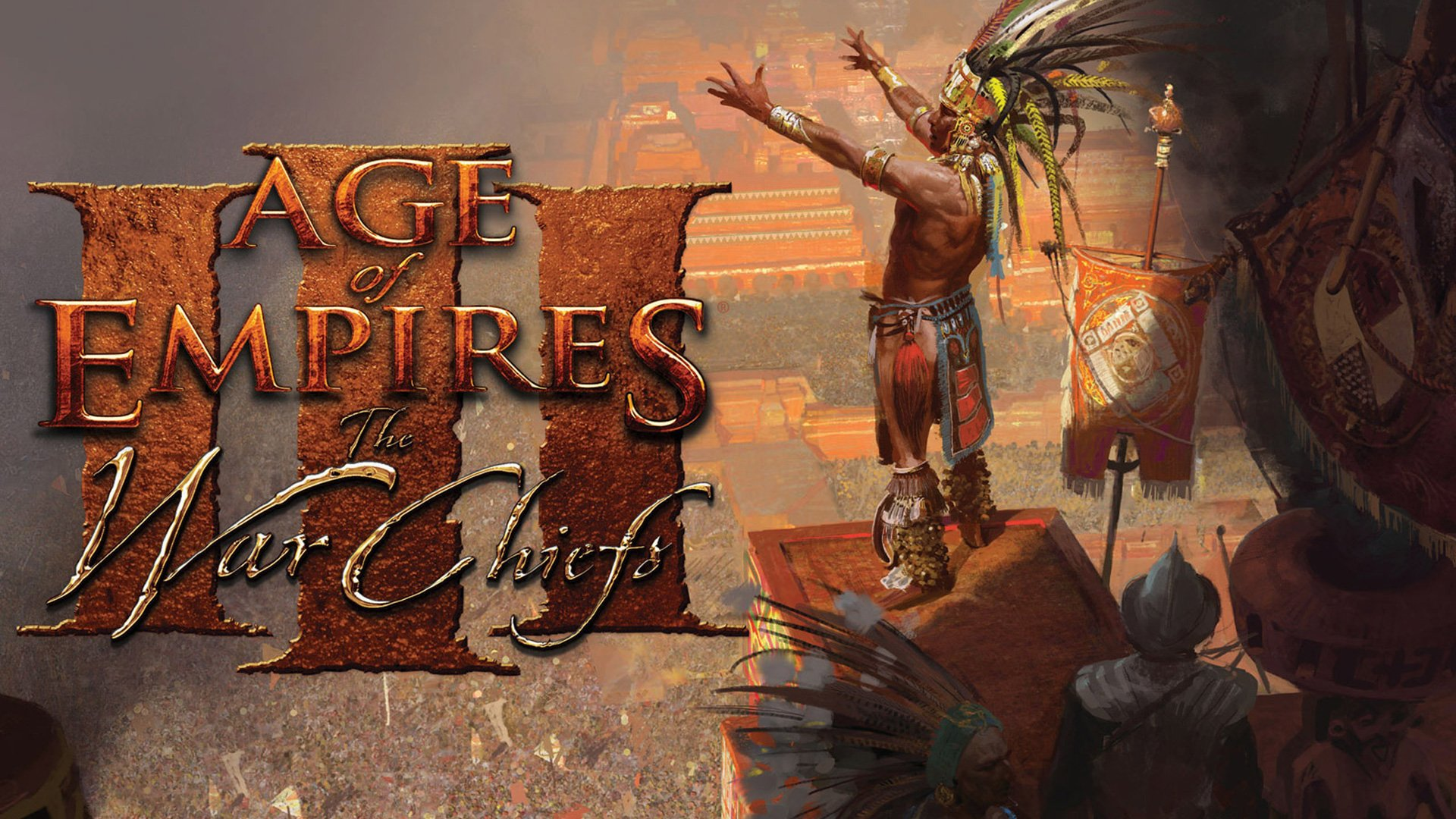 4 Age Of Empires Iii The Warchiefs Hd Wallpapers Background Images Wallpaper Abyss