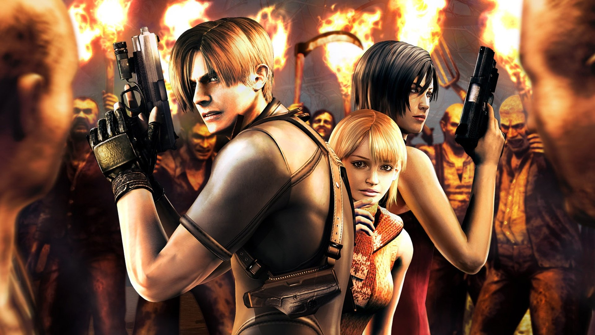 39 Resident Evil 4 Hd Wallpapers Background Images Wallpaper Abyss
