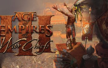Preview Video Game - Age Of Empires III: The WarChiefs Art