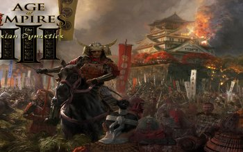 4 Age of Empires III: The Asian Dynasties HD Wallpapers