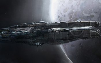 Sci Fi - Spaceship Wallpapers and Backgrounds ID : 532544