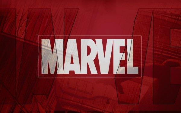 Bande-dessinées Marvel Comics Logo Rouge Fond d'écran HD | Image