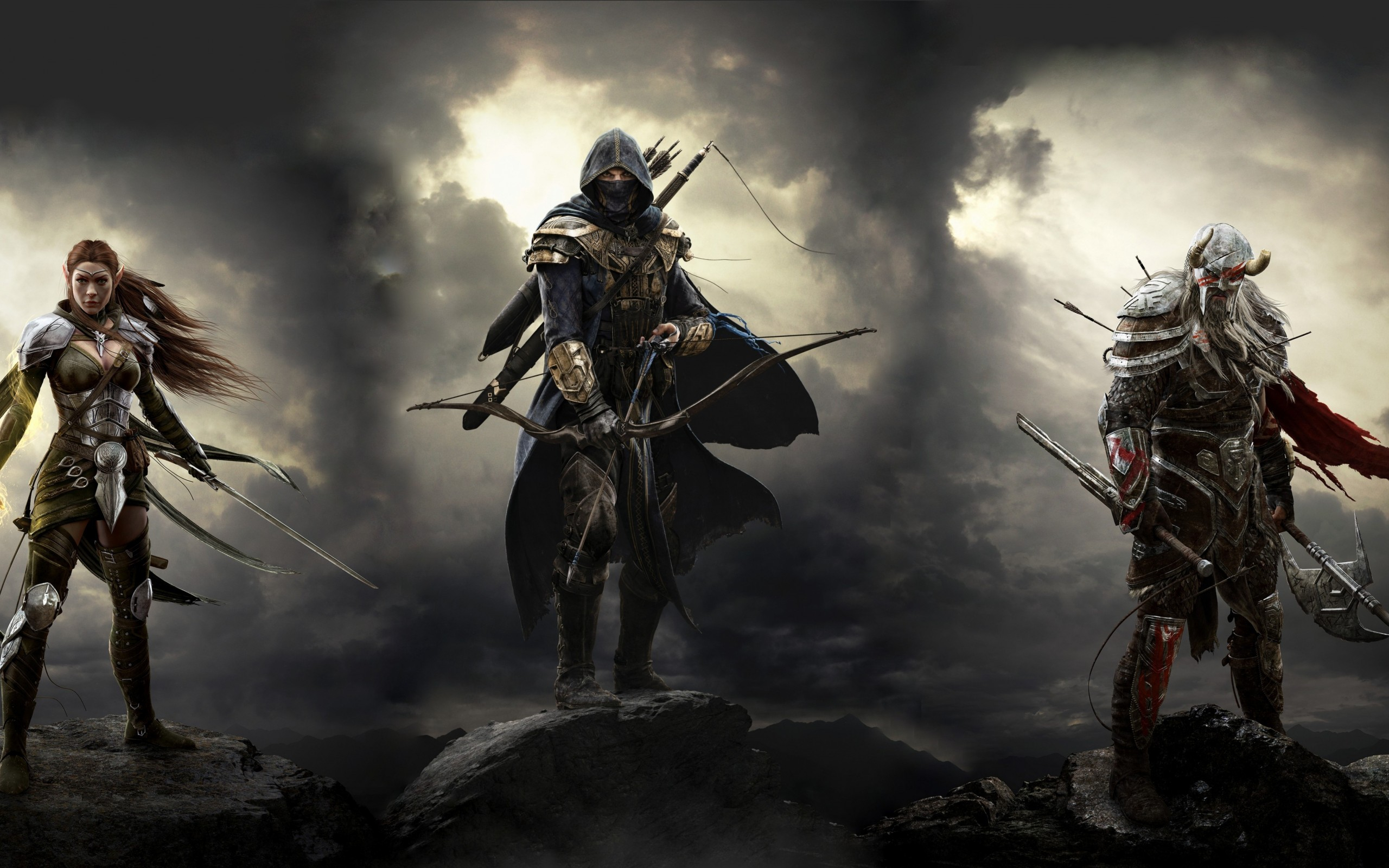 hd wallpaper background image id 533756 2560x1600 video game the elder scrolls online