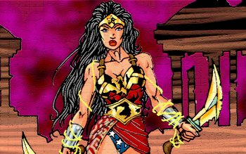 Comics - Wonder Woman Wallpapers and Backgrounds ID : 533037