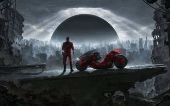 Аниме - Akira Wallpapers and Backgrounds ID : 533693