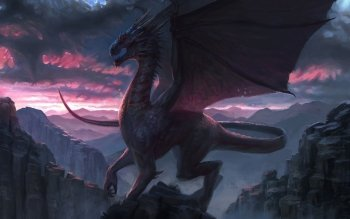 Fantasy - Dragon Wallpapers and Backgrounds ID : 533710