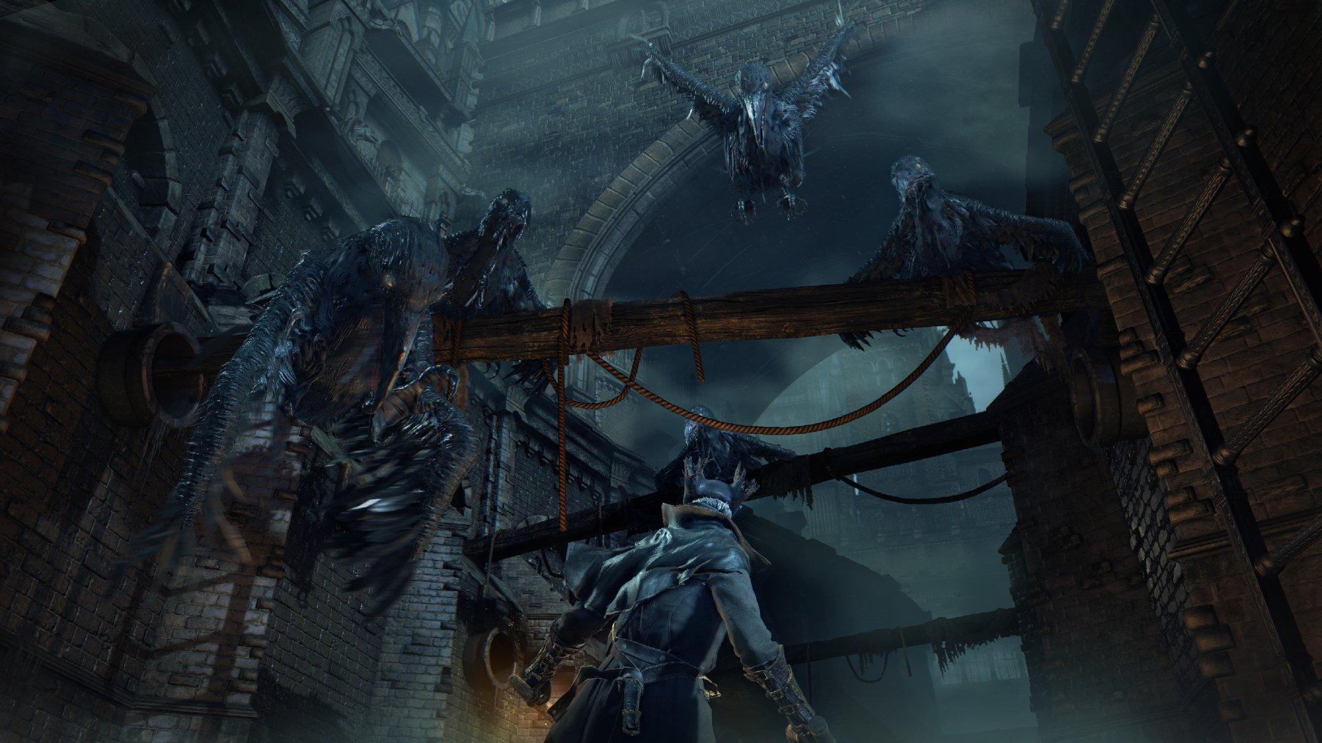 Bloodborne hd wallpaper background image 1920x1080 - Bloodborne download ...