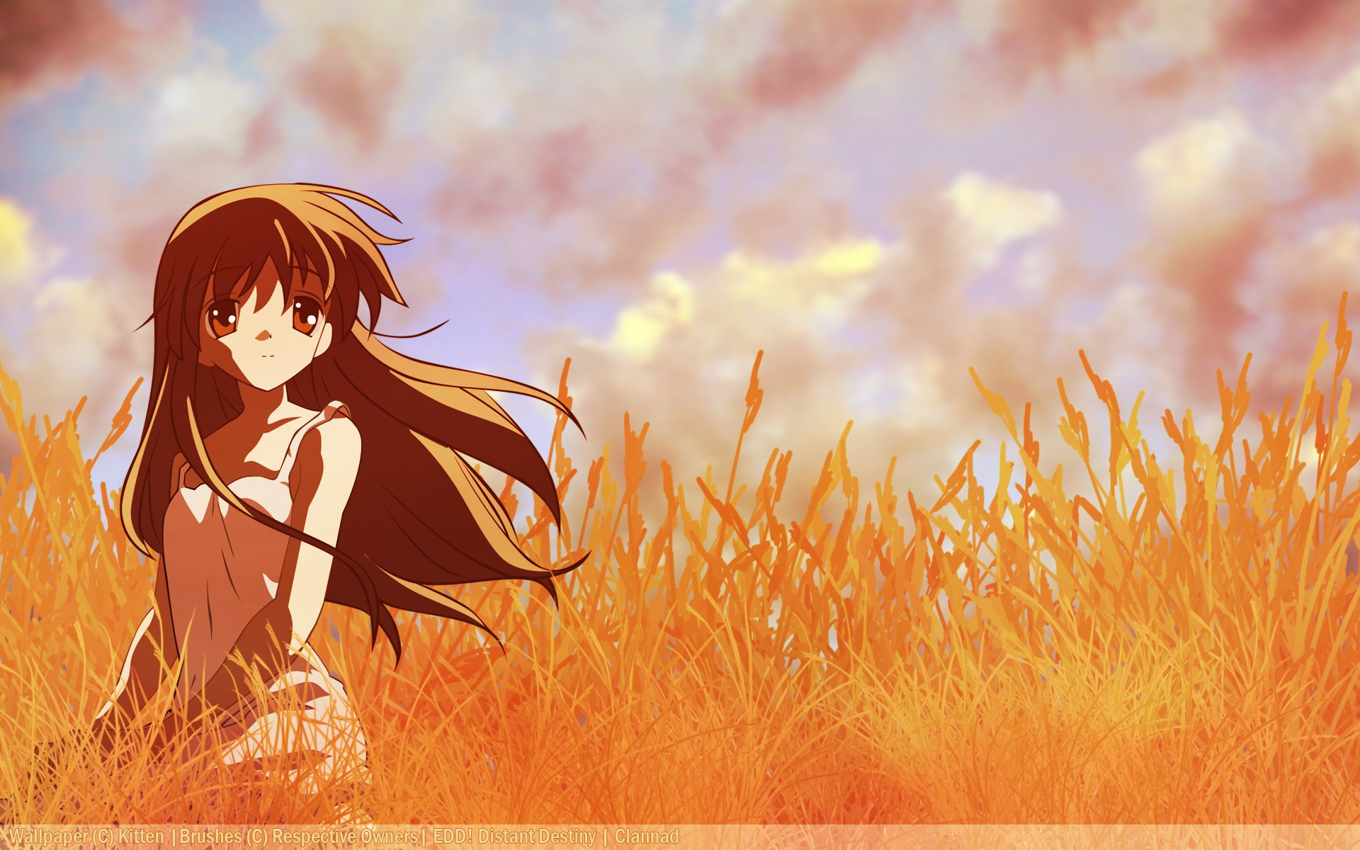 Clannad Hd Wallpaper Background Image 1920x1200