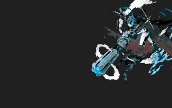 Anime - Black Rock Shooter Wallpapers and Backgrounds ID : 534169