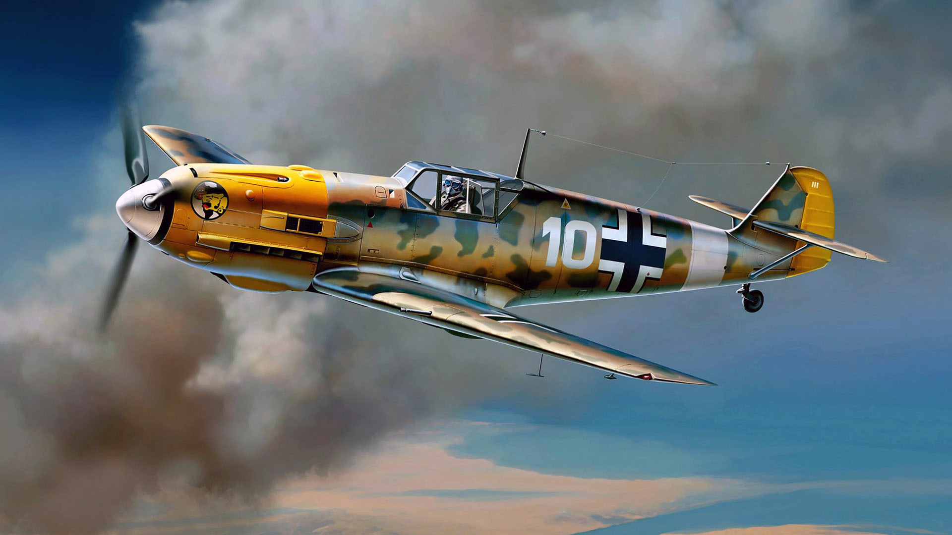 1000+ images about Planes - Messerschmitt Bf-109 on Pinterest