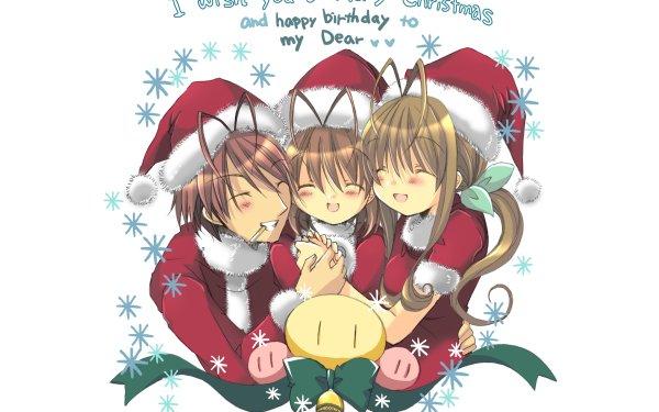 Anime Clannad Nagisa Furukawa Akio Furukawa Sanae Furukawa HD Wallpaper | Background Image