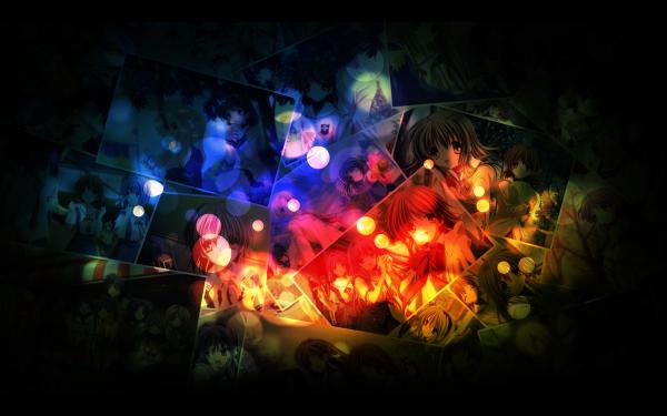 Anime Clannad Fuuko Ibuki HD Wallpaper   Background Image