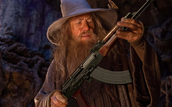 Humor Movie Lord of the Rings HD Wallpaper | Background Image