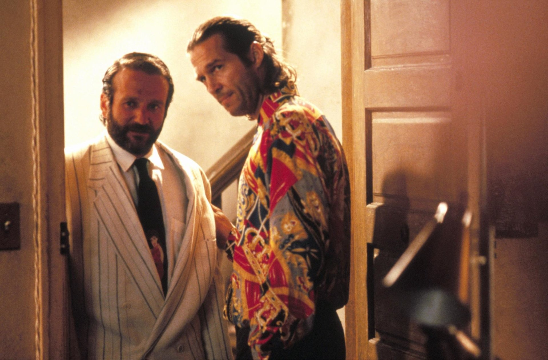 Movie - The Fisher King  Robin Williams Wallpaper