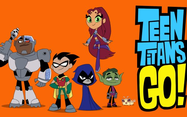 TV Show Teen Titans Go! Teen Titans Starfire Cyborg Robin Raven Beast Boy Dick Grayson HD Wallpaper | Background Image