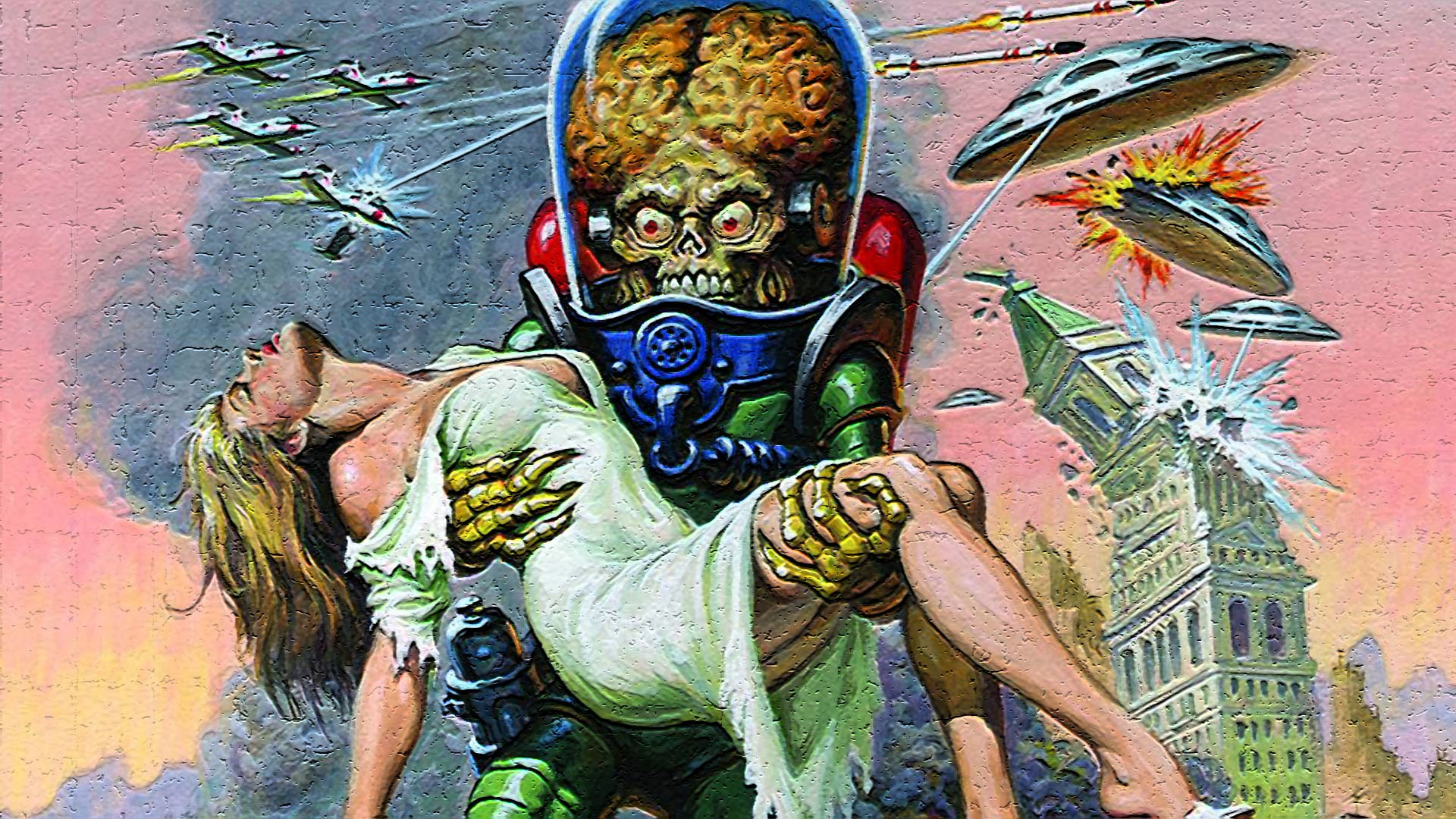 mars attacks full hd wallpaper and background image