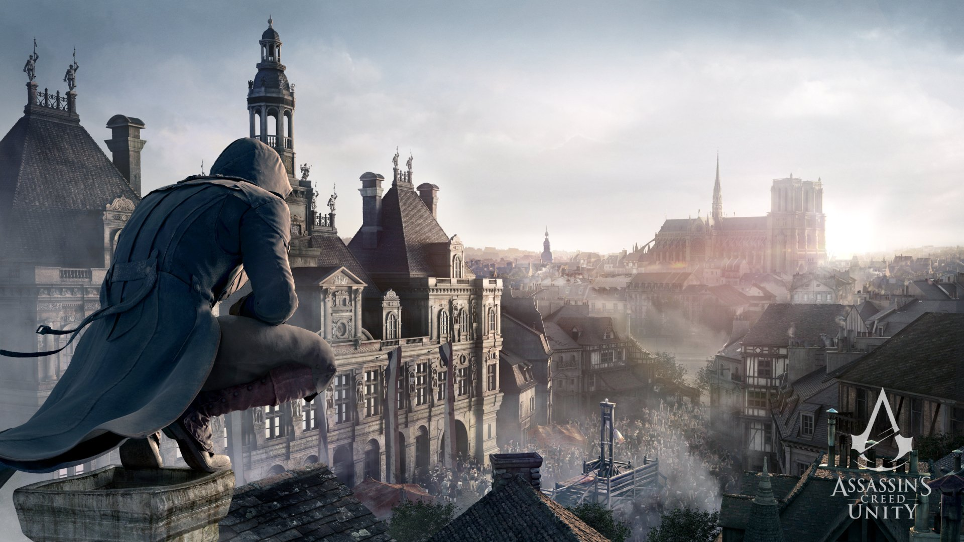 167 Assassin S Creed Unity Hd Wallpapers Background Images