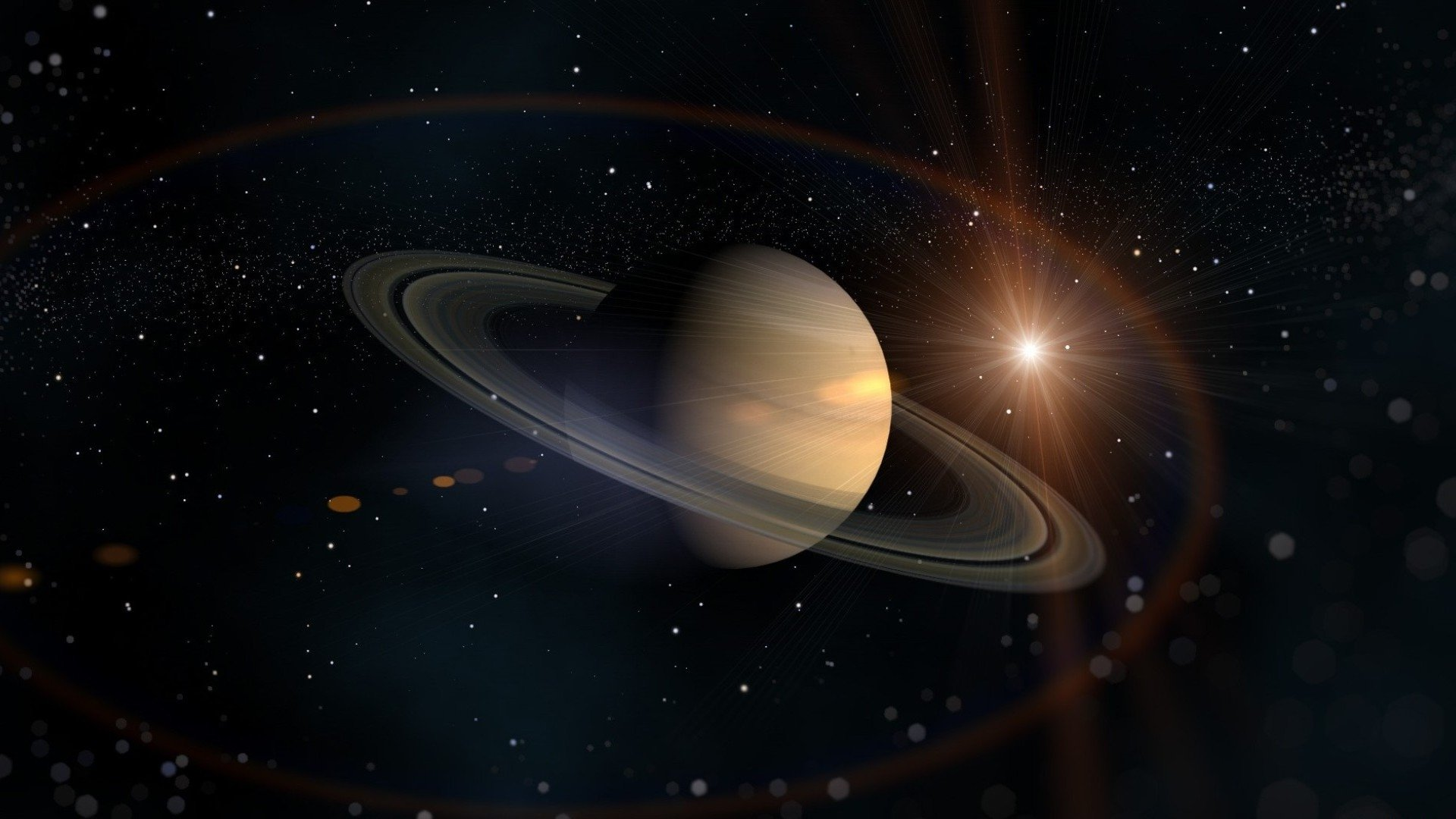 Saturn Hd Wallpaper Background Image 1920x1080 Id