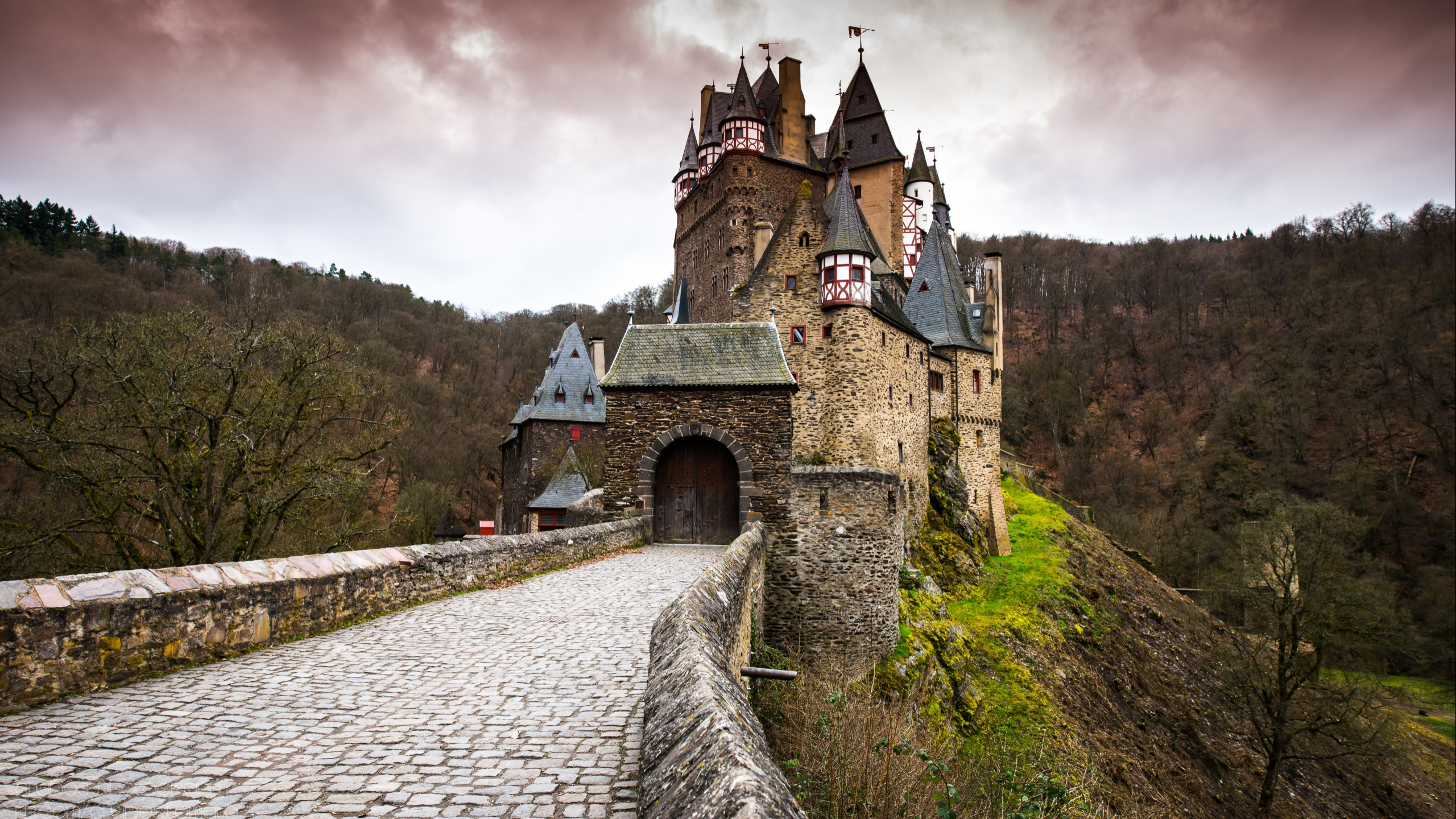 31 Eltz Castle Hd Wallpapers Backgrounds Wallpaper Abyss