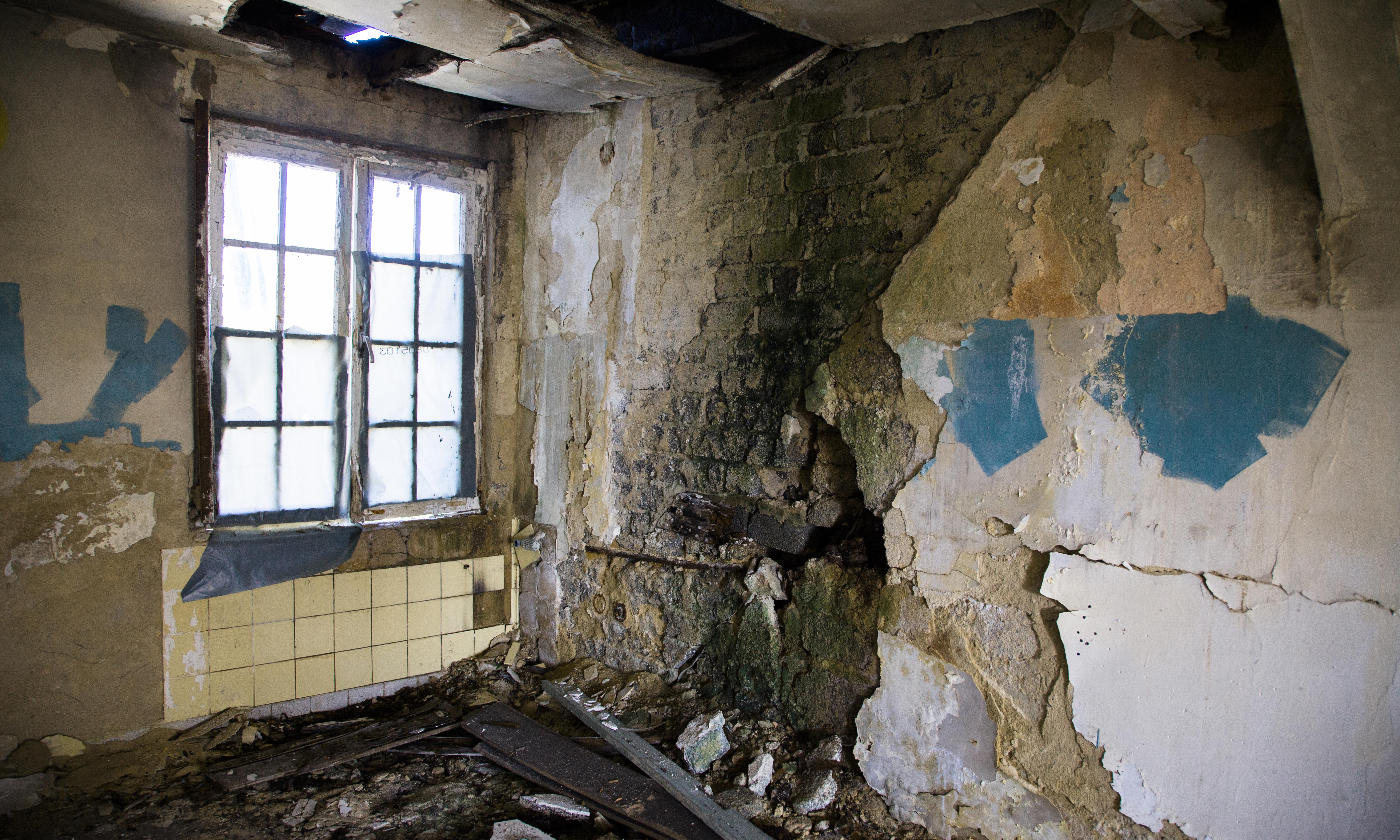 Broken Wall 5k Retina Ultra Fondo De Pantalla Hd Fondo De
