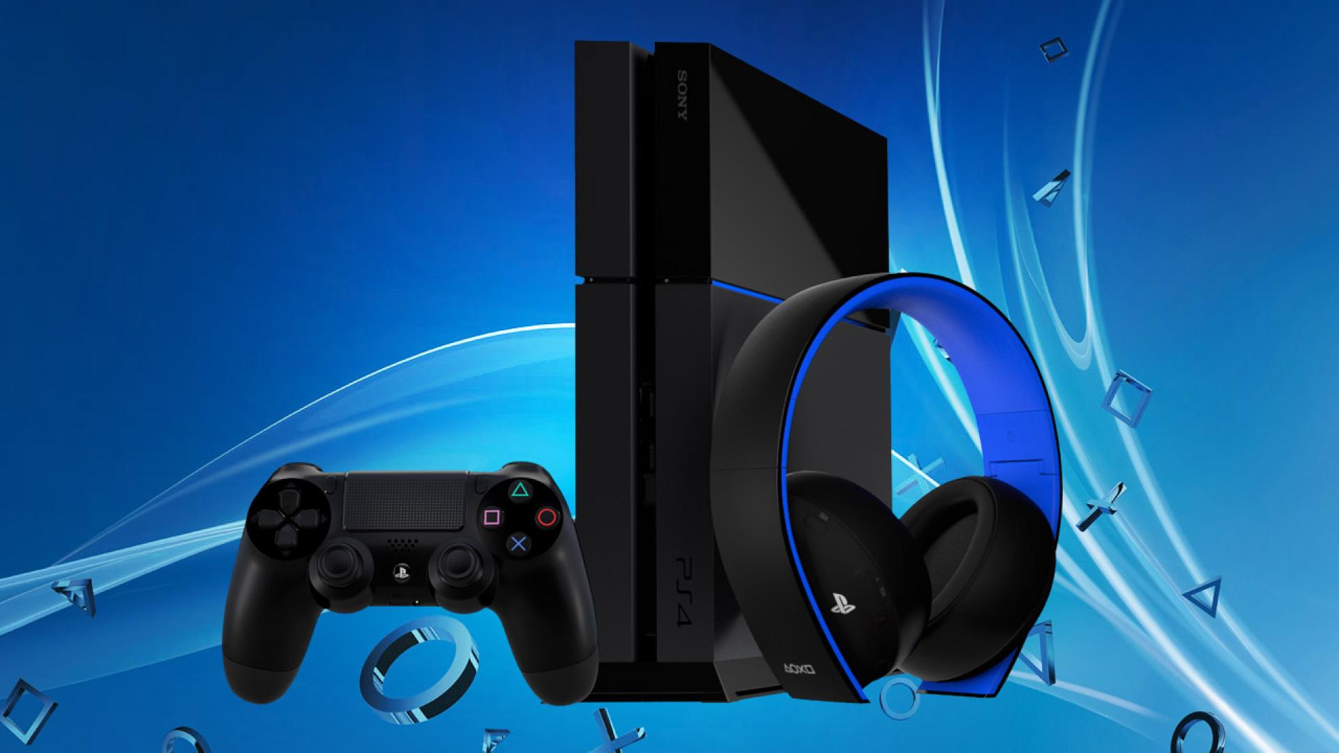 Baixa Papel De Parede Ps3: Playstation 4 Full HD Papel De Parede And Background Image