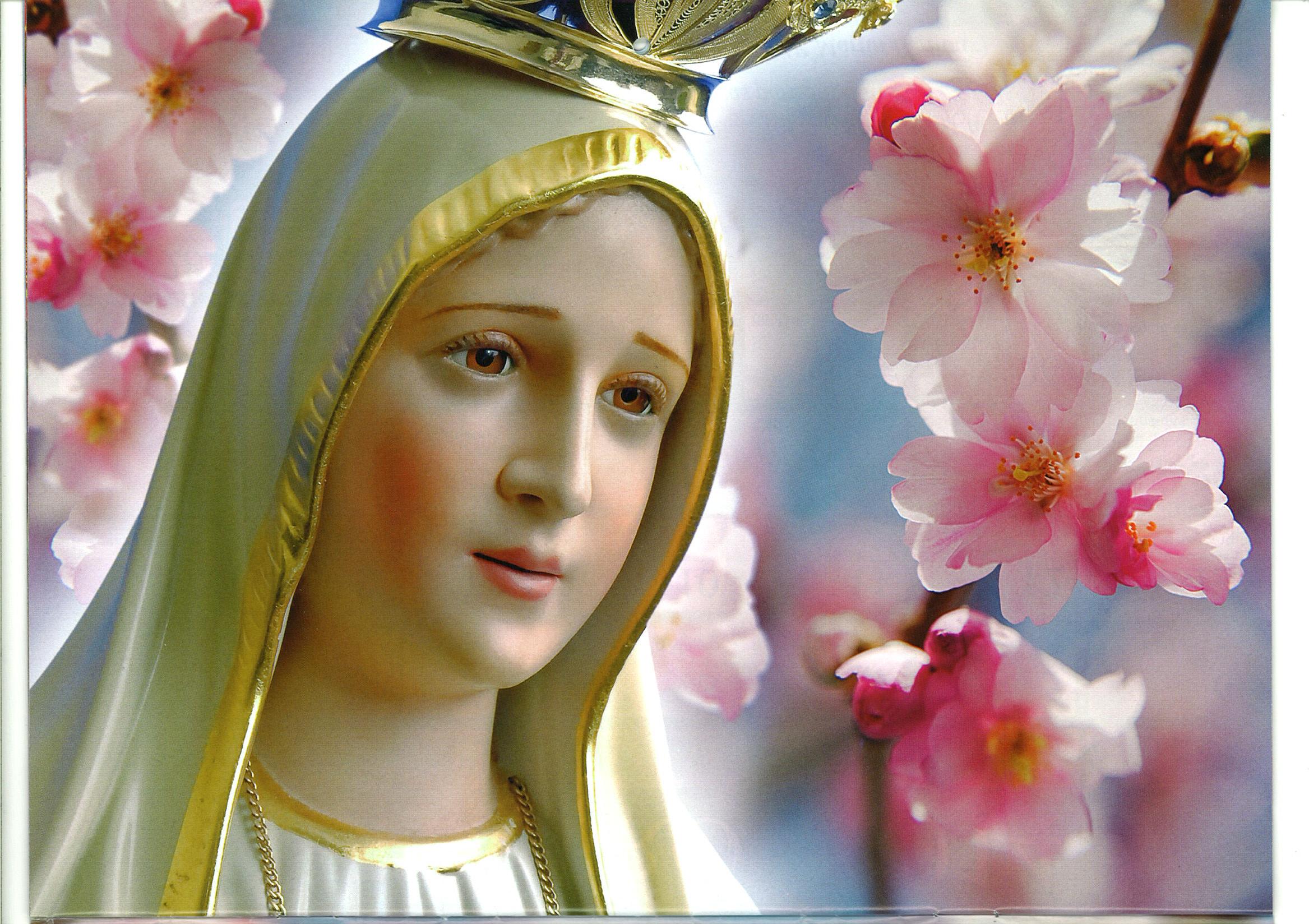 Nossa Senhora De Fatima Portugal Hd Wallpaper Background Image