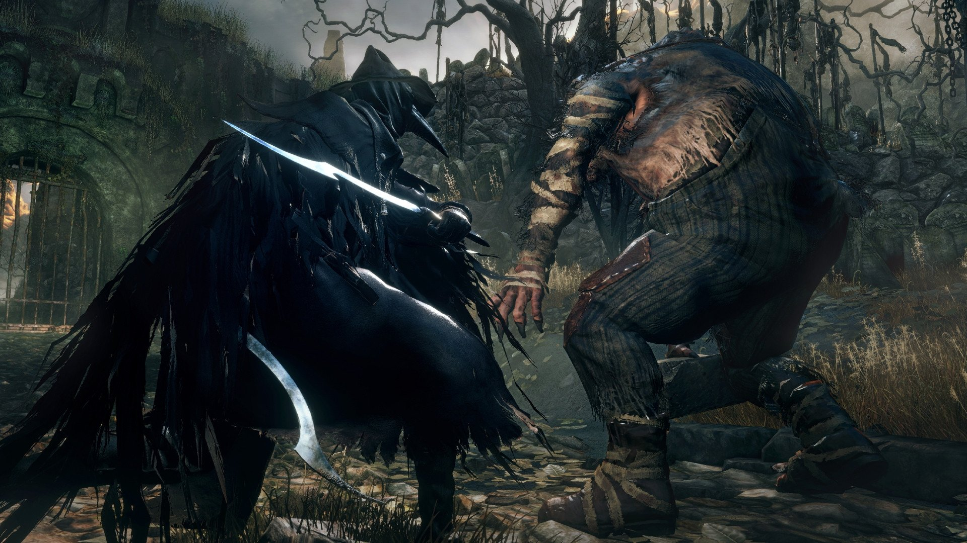Bloodborne full hd wallpaper and background image 1920x1080 id 543894 - Bloodborne download ...