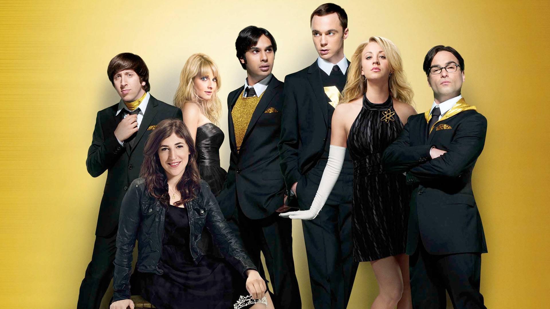 the big bang theory wallpaper  The Big Bang Theory HD Wallpaper | Background Image | 1920x1080 | ID ...